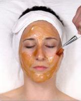 очищающая маска для лица с медом