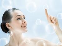 прозрачные прыщики на теле после ванны