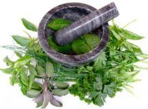 Прыщи: лечение травами