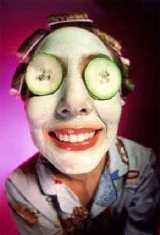 Народные рецепты: маски для очищения лица, омолаживающие маски