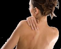 Прыщи на спине: как избавится