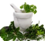 Маска для лица натуральные из зелени
